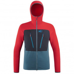 Polaire Trilogy Ultimate Woolpower Homme Millet