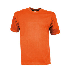 Tee-shirt Orange fluo Percussion