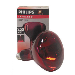 Lampe infrarouge 250W Phillips
