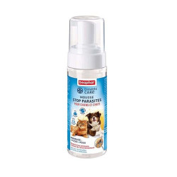 Mousse antiparasitaire Beaphar
