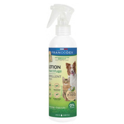 Lotion insectifuge pour chiens et chats Francodex