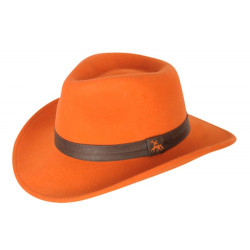 Chapeau Verney-Carron Woolchap Orange