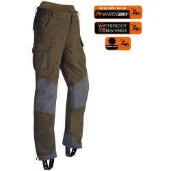 Pantalon Verney-Carron Pro Hunt Ibex - Kaki