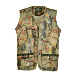 Gilet Percussion Palombe camo