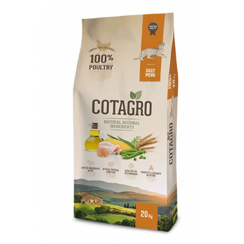 Croquettes chat Cotagro Daily Menu - 20kg