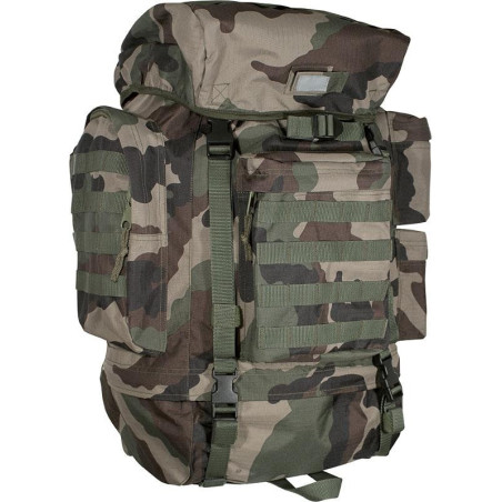 Sac a dos camouflage Percussion 65L