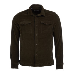 Chemise Cord Barbour