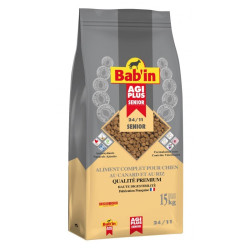 Babin Agi Plus Senior 15 Kgs