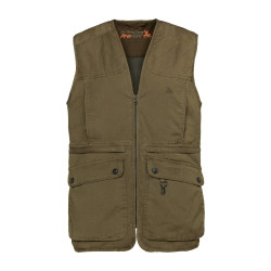 Gilet Grouse Pro hunt orange/kaki