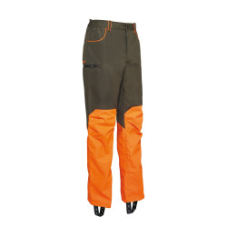 Pantalon WP RAPACE Pro Hunt kaki / orange