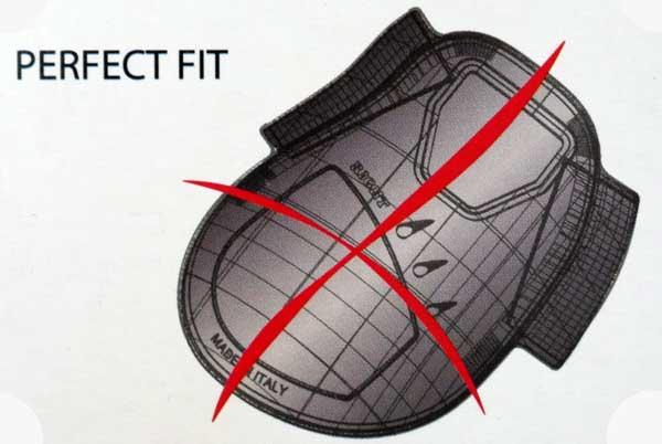 Flex-Zone protège-boulet Carbon Air Tendon