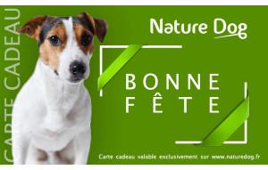 Bonne fête Nature Dog